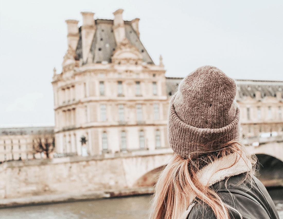 Instagram Diary: My Adventures in Paris, France